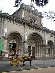Manila Cathedral 1