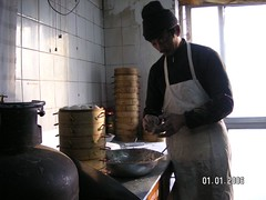 Beijing Street Food Jiaozi Baozi