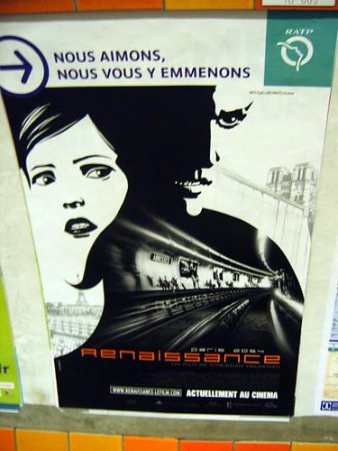 Renaissance Film Poster