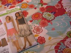 1/2 Circle Skirt