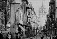 1901 yılında Galata