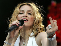 Live 8 Madonna photo by diamonds_in_the_soles_of_her_shoes