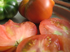 Andalucian tomatoes