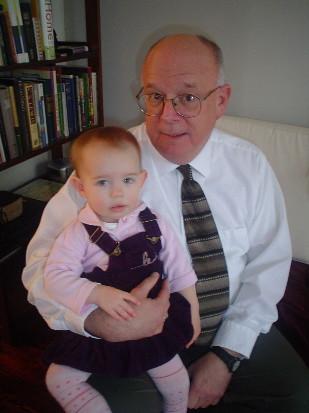 Grandpa & Tut