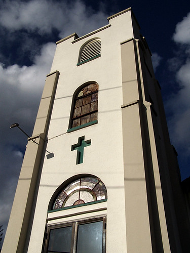 Church Tower (front)