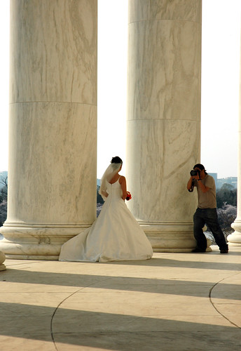Jefferson Memorial Bride 2