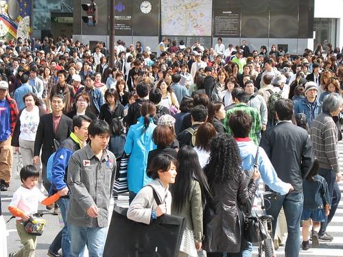 Shibuya pješački prijelaz
