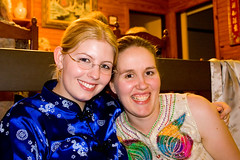 Andrea and Helen
