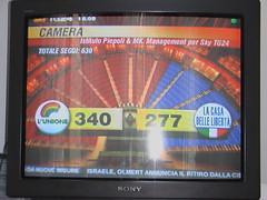Exit Poll Camera