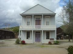Sonoma State Historic Park - House