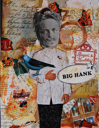 Big hank collage