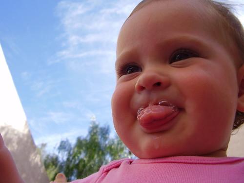 bubble mouth