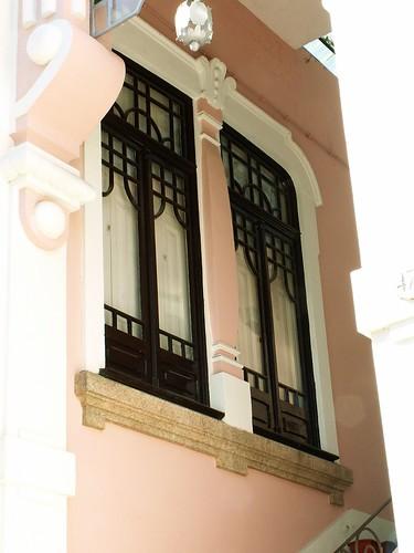 Portugal Espinho window