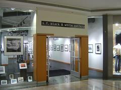s.f. black & white gallery