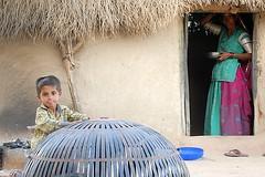 Village People 1, Jaisalmer, Rajasthan, India Captured April 12, 2006.
