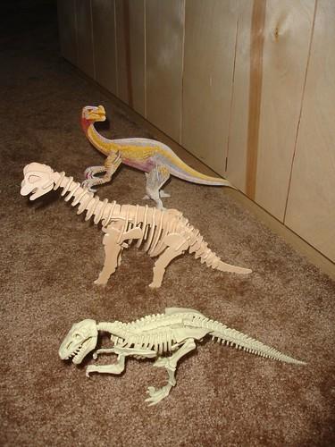 Ferocious Dinosaurs