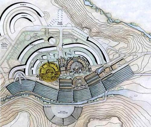 Ciudades del Futuro (Paolo Soleri)