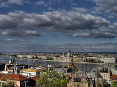 Budapest - my frist experiment with HDR photo by HunPolka
