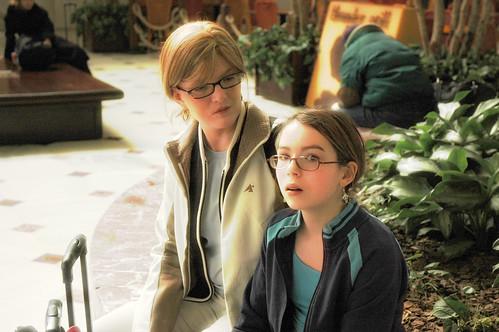 Lee and Hannah
