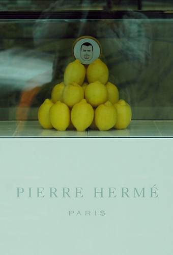 when life gives you lemons and unnaturally good pastry skills