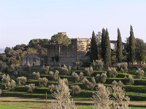 Hilltop estate near Campiglia Maritima