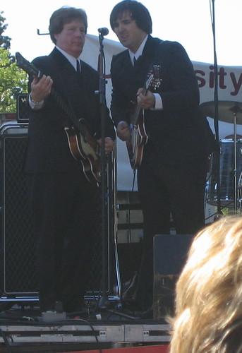 Paul & George?