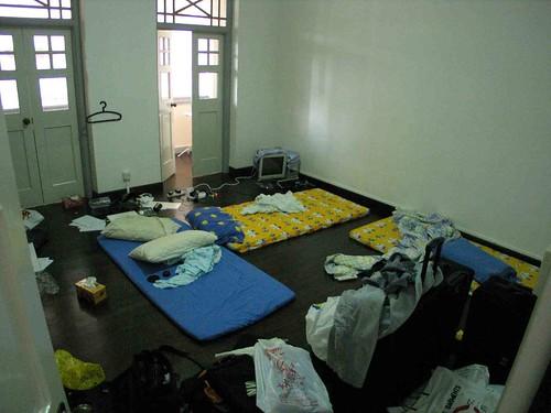 Refugee Bedroom