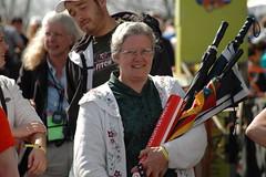 Arlene Landis on Brasstown Bald