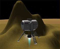 Deepstar Lander Io 2071