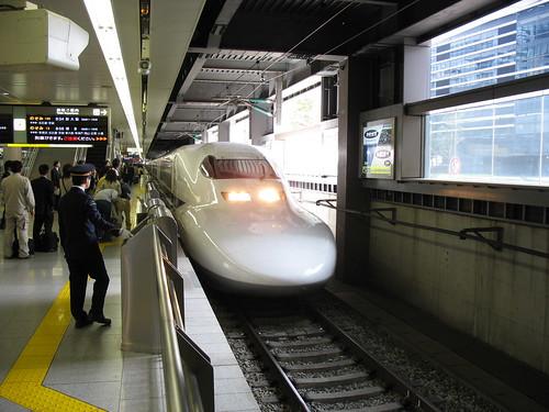 Ultra-brzi vlak - Shinkansen