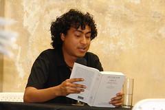 Disfrutando la lectura en