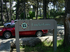 Crocker Grove - Sign