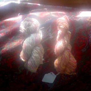 Little Silk Skeins