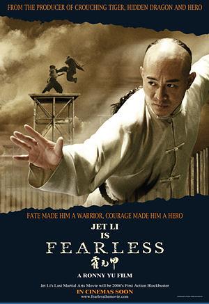 Jet Li - Fearless