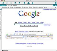 FirefoxGoogle