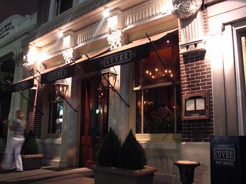 Restaurant Cuv´e, 322 Magazine St., New Orleans