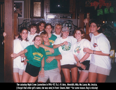 mario's southside saloon 1996-97