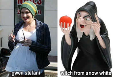 Gwen Stefani Witch