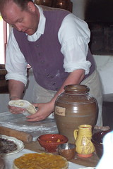 Williamsburg Govenor's Cook