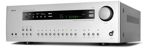 Arcam diva avr350 right