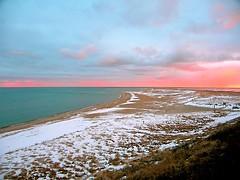 Chatham Lighthouse Beach- Winter photo by Chris Seufert