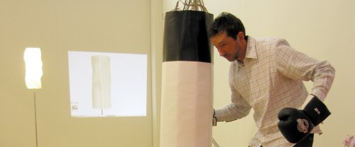 Fluidforms Cassius Boxing Lamp In Action