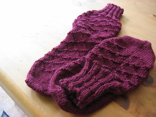 Sockapalooza Socks I