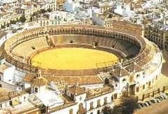 Plaza de Toros Maestranza, Seville, Spain