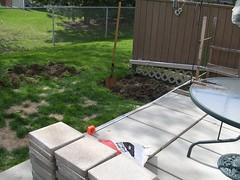 patio start