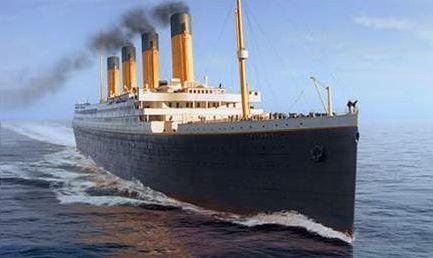 titanic-atsea