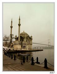 Ortaköy Mosque (Büyük Mecidiye Cami)