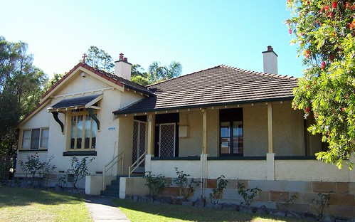 1913 Rectory Christ Church Gosford
