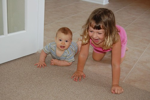 Two crawlers