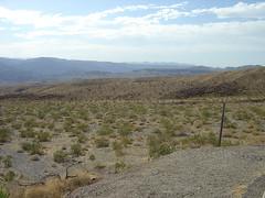 Desert near Hover Dam